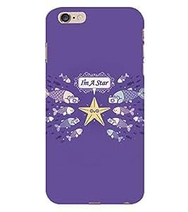 EPICCASE Sea world celebrity Back Case Cover For Apple iPhone 6/6s (Designer Case)