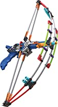 K'NEX K-FORCE Battle Bow Build and Blast Set - 165 Pieces - Ages 8+ Engineering Education Toy
