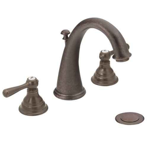 How Do I Get Moen T6125orb Kingsley Two Handle High Arc Bathroom Faucet Without Valve Oil