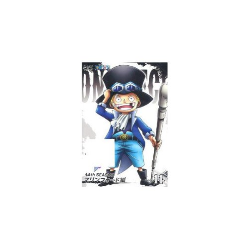 ONE PIECE ワンピース 14thシーズン マリンフォード編 piece.11 [DVD]