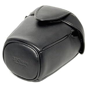 JJC Bereitschaftstasche CB-80 aus Kunstleder für Nikon D80 D90 ersetzt Nikon Colttasche CF-D80 - Soft Case