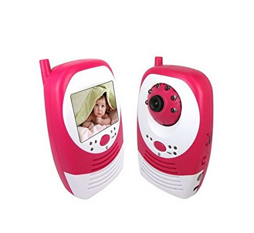 2.4Ghz Wireless 2.5 Inch Lcd Digital Baby Monitor With Night Vision