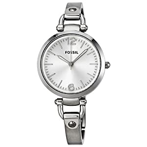 Fossil Women's ES3083 Georgia Stainless Steel Watch