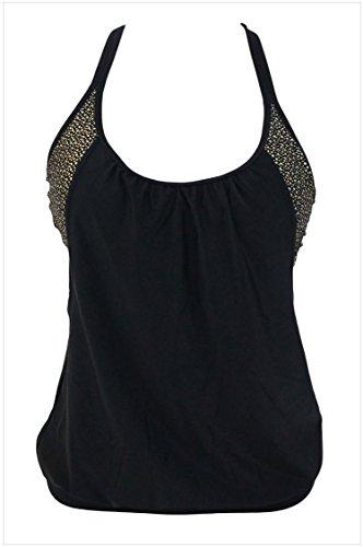 MEINICE -  Magliette a maniche corte  - Donna Black X-Large