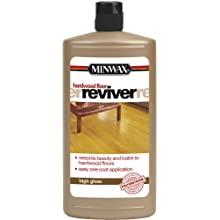 Minwax 60950 32-Ounce High Gloss Reviver Hardwood Floor Restorer