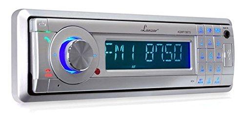 AQMP70BTS Autoradio (AM/FM, abnehmbare Blende, MP3, USB, SD, AUX-Eingang, Bluetooth)