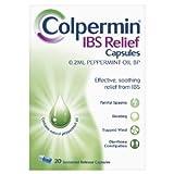 COLPERMIN IBS RELIEF CAPSULES - PEPPERMINT CAPSULES - 100 CAPS