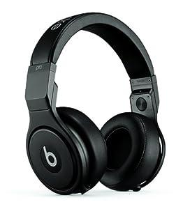 Beats by Dr. Dre Pro Over-Ear Kopfhörer - Blackout