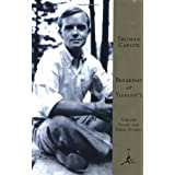 Breakfast at Tiffany's: A Short Novel and Three Stories (Modern Library) ~ Truman Capote