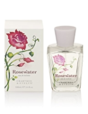 Crabtree & Evelyn® Rosewater Eau de Toilette 100ml