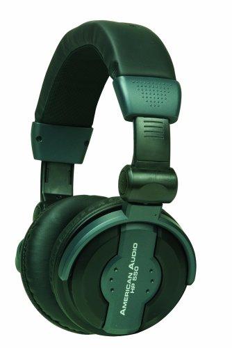 Best Price American Audio HP-550 Pro DJ Headphones on Sale ...