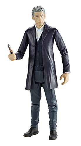 Doctor Who, Wave 3 Articulated Action Figure, The Twelfth Doctor, 3.75 Inches