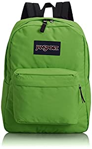 JanSport Classic SuperBreak Backpack, Hedge Green