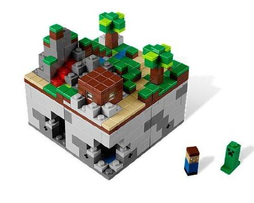 LEGO MINECRAFT 21102  並行輸入品