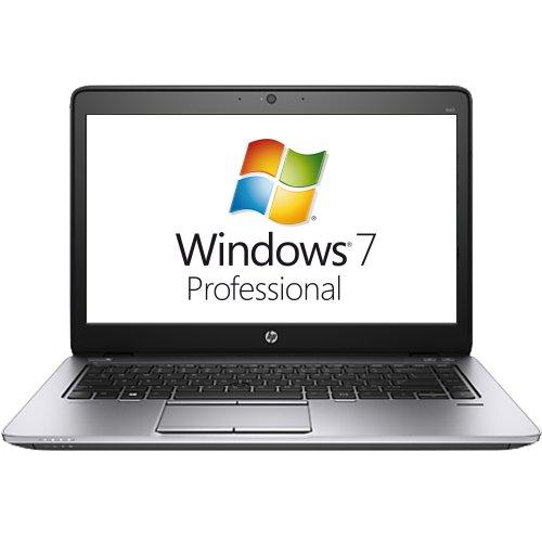 HP EliteBook 840 G1/CT UltraBook Windows7 Professional 64bit Core i5 4GB 320GB 無線LAN IEEE802.11a/b/g/n Bluetooth USB3.0 WEBカメラ 指紋認証センサー 14型液晶搭載ノートパソコン ウルトラブック