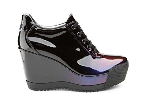 GEOX designed by Patrick Cox, sneakers con zeppa, donna, eu 37