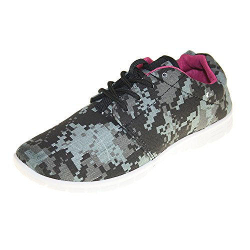 BLINK BY BRONX - 601354-B - camouflage, Dimensione:38
