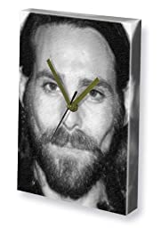 JAMES CALLIS - Canvas Clock (LARGE A3 - Signed by the Artist) #js001