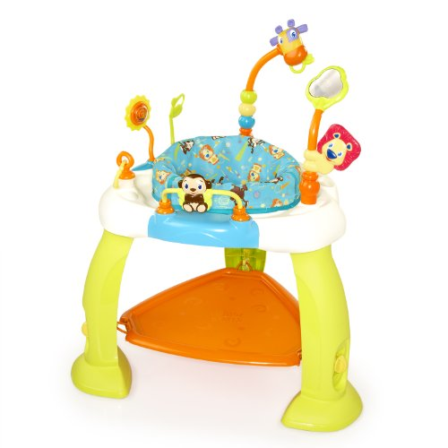 Top 10 Best Baby Activity Centers And Entertainers 2013