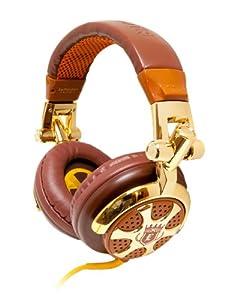 EarPollution DJ-Style Headphones - Billionaire (EP-DJ-BILLION)
