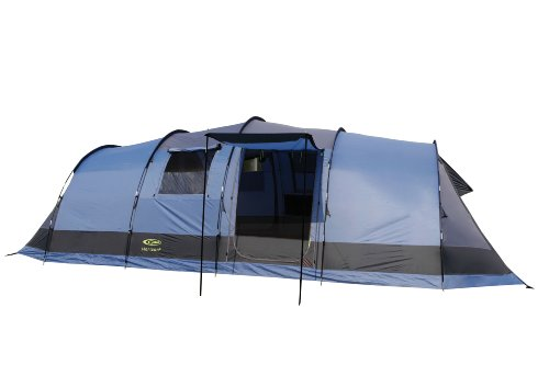 Gelert Horizon Eight Man Tent - Riviera/Slate/Charcoal