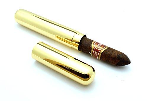 stainless-steel-cigar-tube-travel-case-slip-cap-polished-gold