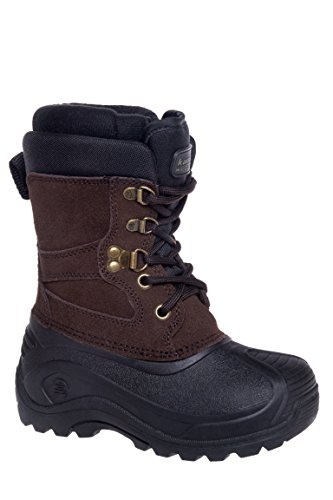 Boys' Nation JR. Waterproof Snow Boot