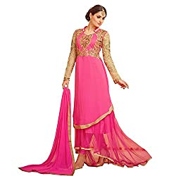 Laxmivilla gemsBeautiful Light Pink Salwar Suit