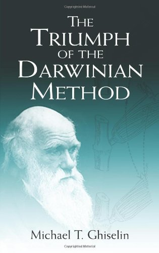 The Triumph of the Darwinian Method (Dover Books on Biology, Psychology, and Medicine)