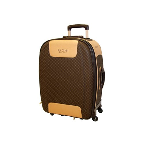 74d21907f509 Signature 360 Small Luggage by Rioni Designer Handbags   Luggage