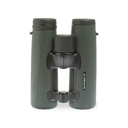 Hawke Sapphire Ed 10X43 Open Hinge Binoculars, Green (Ha3763)