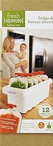 Infantino Fresh Squeezed - Organizador para alimentos infantiles