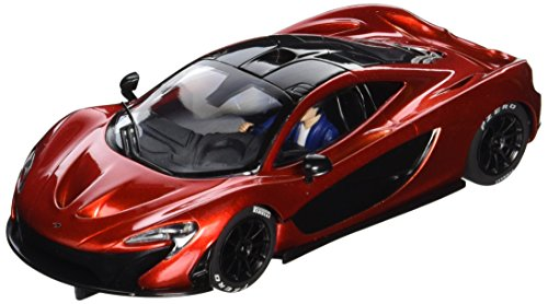 Scalextric McLaren P1 SuperCar Orange Slot Car (1:32 Scale)