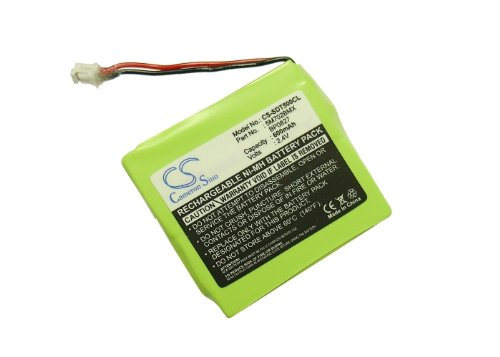 600Mah Battery For Audioline Slim Dect 582, Slim Dect Texet Tx-D7400