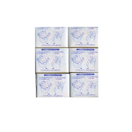 米正 ペーパーハウス用スペアペーパー キスキメッシュ ショートサイズ 1000枚入×6束