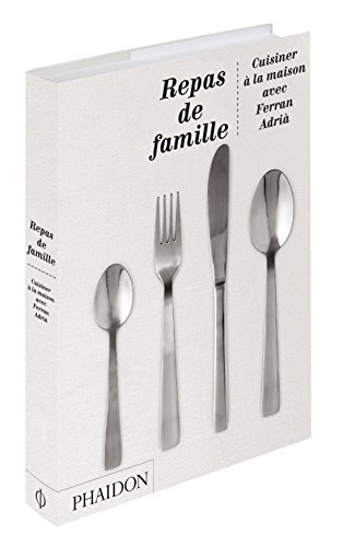 livre entier gratuit en ligne repas de famille cuisiner la maison avec ferran adri. Black Bedroom Furniture Sets. Home Design Ideas