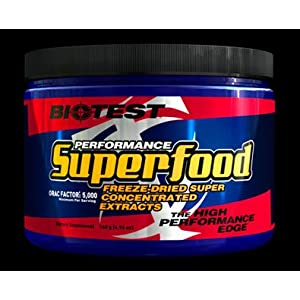 BIOTEST® Superfood - Freeze-Dried Super Concentrated Extracts