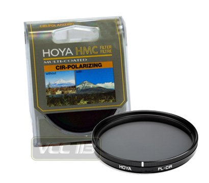 Hoya 58mm HMC Multicoated Circular Polarizer Filter