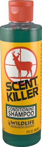 Wildlife Research 590 Scent Killer Hunter s Shampoo 8 Fluid OuncesB0000AQMFG : image