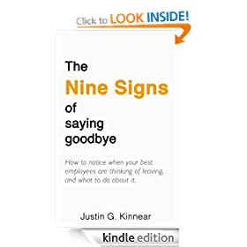 The Nine Signs of Saying Goodbye