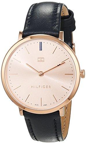 Tommy-Hilfiger-Damen-Armbanduhr-Sophisticated-Sport-Analog-Quarz-Leder-1781693