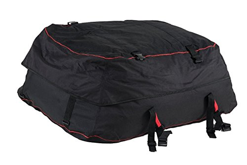 autvivid 6 cu ft Roof top Cargo Bag Folding Soft-shell Oxford Cloth (Ski Organizer For Car compare prices)