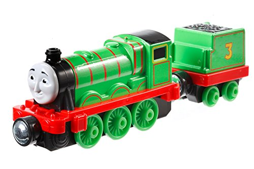 Fisher-Price Thomas the Train Take-n-Play Henry Vehicle - 1