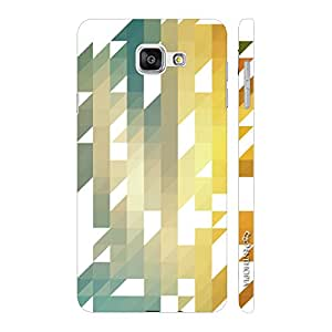 Enthopia Designer Hardshell Case Abstract Art 10 Back Cover for Samsung Galaxy A7(2016)