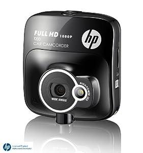 hp f200 高画質FULL HD 1080Pドライブレコーダー/ WDR+Gセンサー、動体感知、臨時駐車監視モード