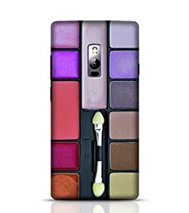 Stylebaby Phone Case Makeup Kit Back Cover OnePlus 2