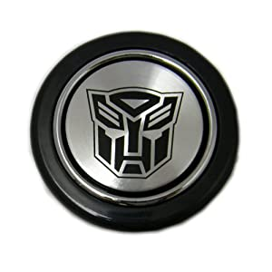 Transformers Autobot Steering Wheel Horn Button Japan JDM