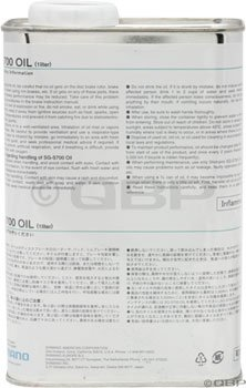Shimano SG-S700 Oil for Alfine 11-Speed Hub: 1 Liter