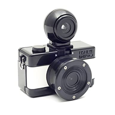 Lomography Fisheye Baby 110 Camera||RNWIT