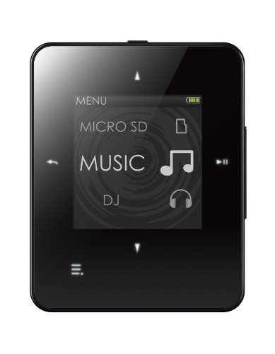 Creative ZEN Style M100 4 GB MP3 and Video Player (Black)